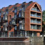 Architektura apartamentowców klasy lux