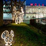 Świąteczny Wola Park