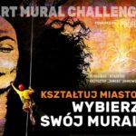 Zagłosuj na najciekawszy mural w konkursie Art Mural Challenge