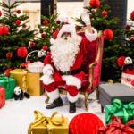 Święty Mikołaj zbliża się do Bytomia