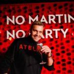 Relacja z pokazu Dawida Wolińskiego i imprezy No Martini No Party