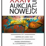 Wieloryb na Monciaku, czyli XXXIV Aukcja Nowej Sztuki