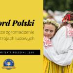 W Wołczynie z okazji święta folkloru będą bić rekord w strojach ludowych