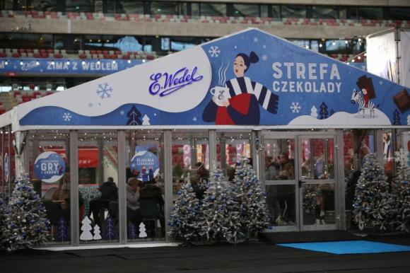 Akcja Zima z Wedlem startuje w Bydgoszczy Styl życia, LIFESTYLE -