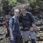 Brie Larson i Channing Tatum w dziczy z Bearem Gryllsem